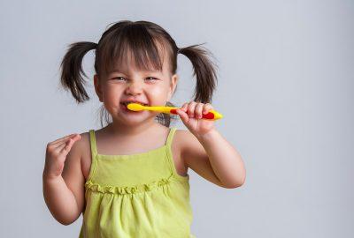 兒童牙科護理